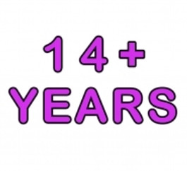 13+ Years